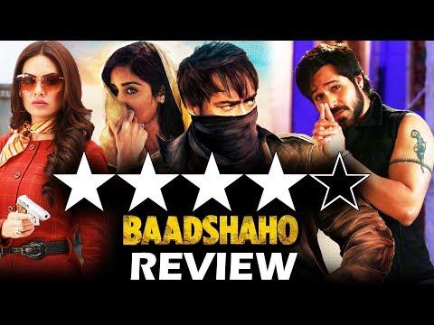 Baadshaho Movie Review | Ajay Devgn,...