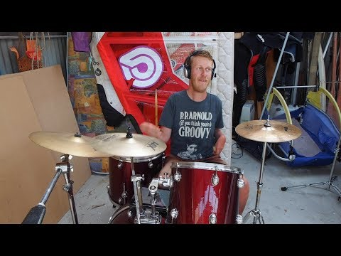 Ali Barter - Walk / Talk Drum Cover