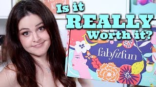🤔Reviews Unfiltered🤔 - Fab Fit Fun Summer 2018 - Is It Worth YOUR Money? | Jen Luvs Reviews