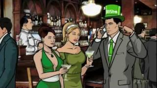 Archer - Secret agent man