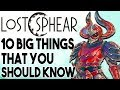 LOST SPHEAR - 10 BIG Things to Know Before You Pick it Up! (NEW JRPG 2018 - PS4 SWITCH PC)