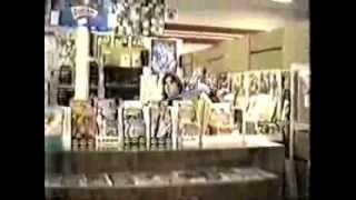 1990 Comics Etc shop, Mira Mesa Mall (San Diego) home movies