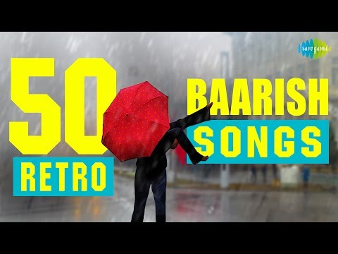 Top 50 Monsoon special song | टॉप 50 मानसूनस्पेशल सांग्स | HD Songs | One stop Jukebox