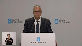 Galicia registra un 19,32% de participación a las 12,00 horas