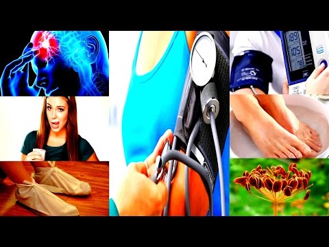 Как быстро и просто понизить артериальное давление?