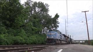 UP 1982 Leading Grain Train KCMO