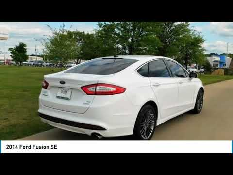 2014 Ford Fusion Denison Sherman Durant N448939B