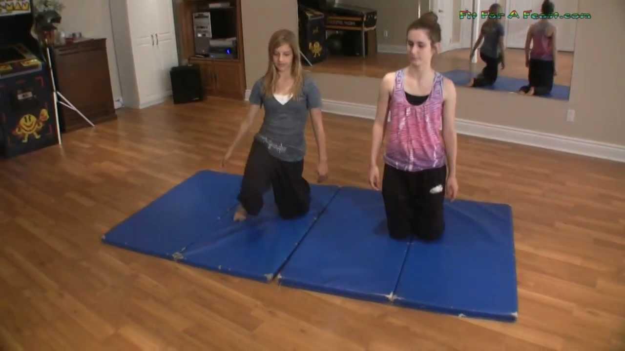 Baby Freeze Tutorial Dance Move - Easy Beginner Hip Hop ...