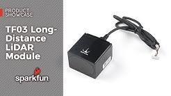 Product Showcase: TF03 Long-Distance LiDAR Module