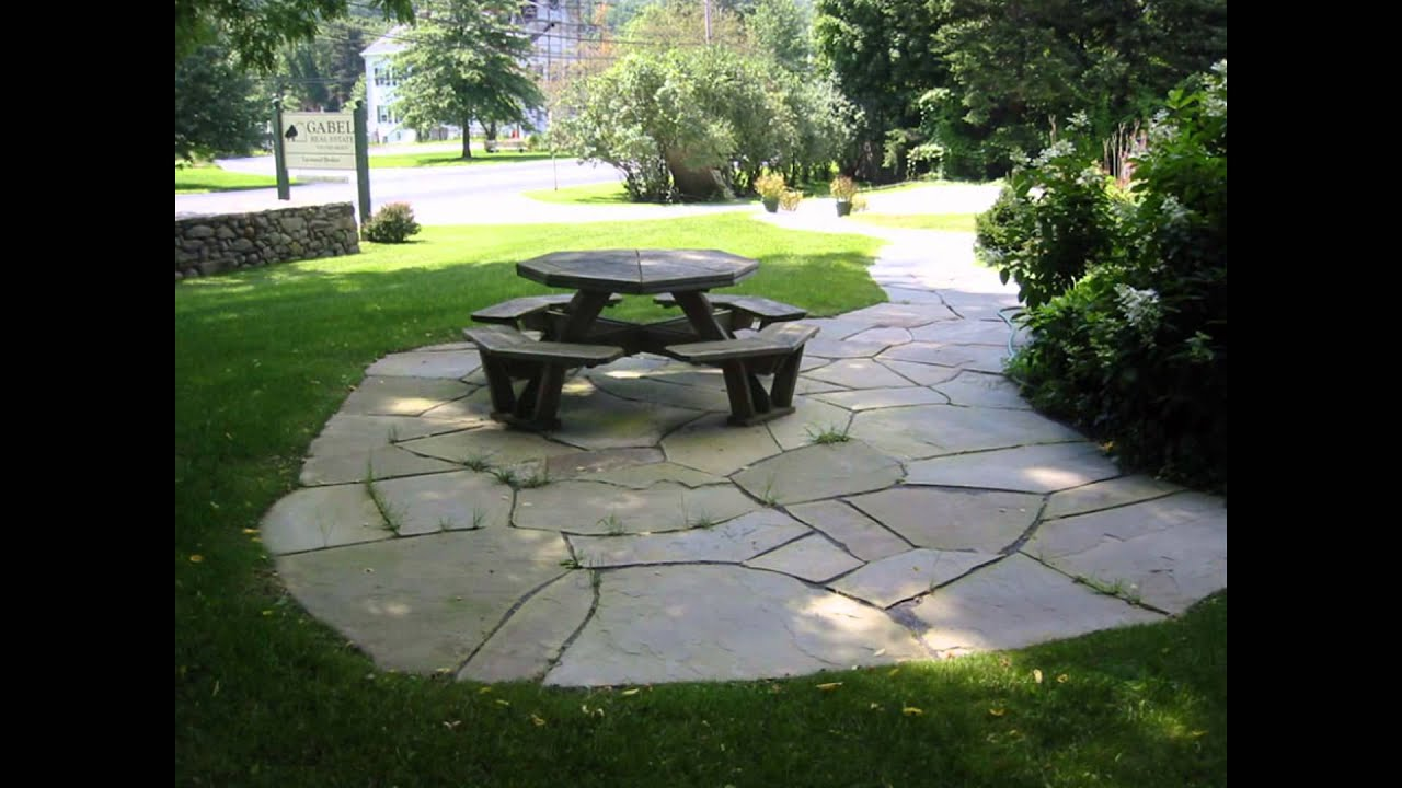 Bluestone Patio Designs Dry Laid Thermaled Patio Design ... on Patio Layouts  id=55582