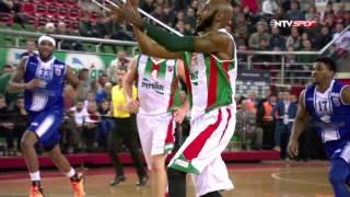 Spor Toto Basketbol Ligi'nde 14. Haftanın En İyi 10 Hareketi