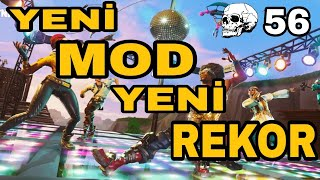 Yeni Moda Yeni Rekorum 56 Kill - Fortnite Battle Royale ps4