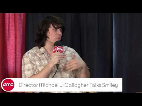 Director Michael Gallagher Of Totally Sketch On His Horror Film Smiley