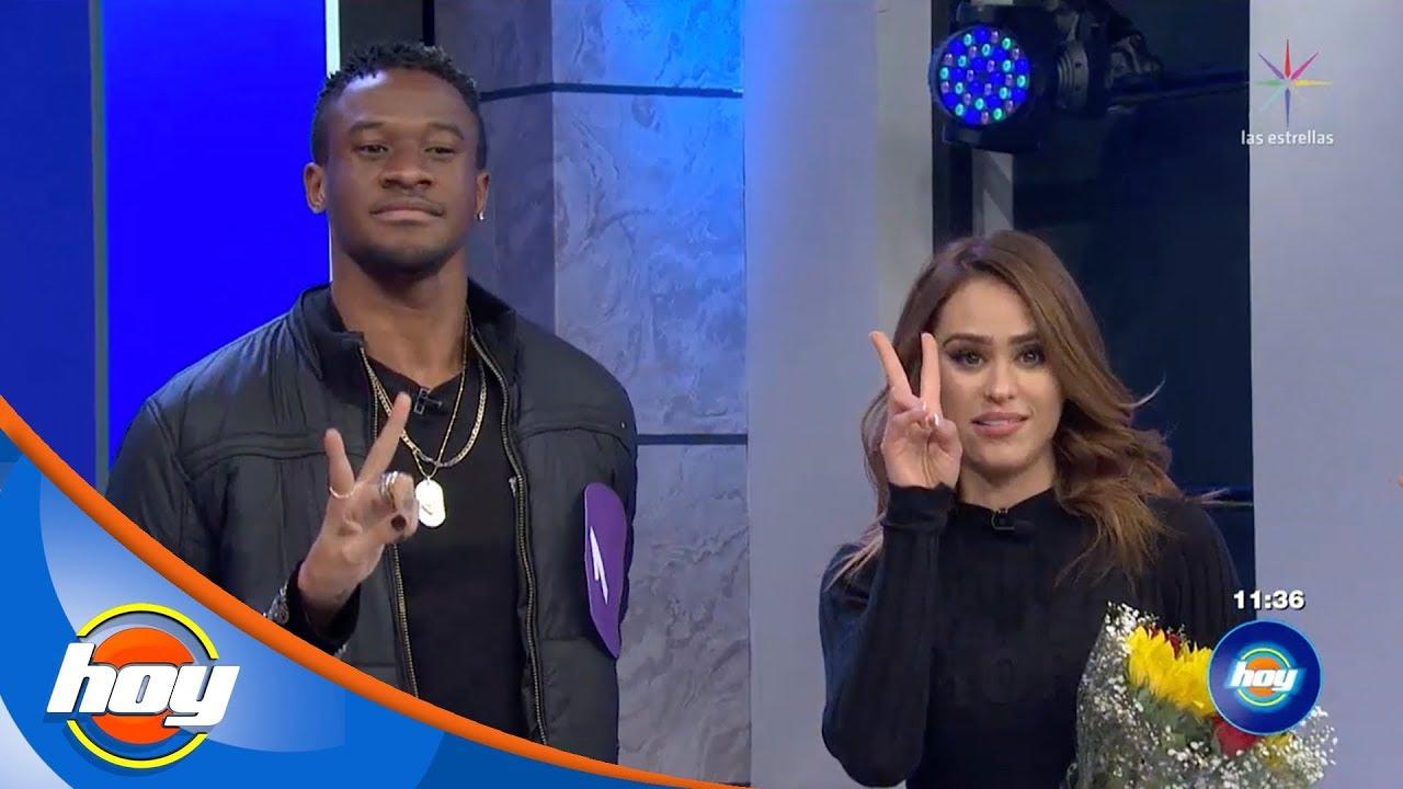 ¡Ken logra un 'date' con Yanet García!   La pareja ideal   Hoy