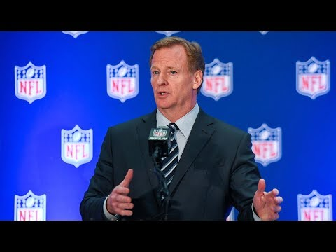 Roger Goodell Signs a New Contract | Stadium