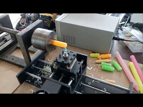 DIY Low-cost Web-based CNC Lathe | TLC | MHRD  | manufacturing education