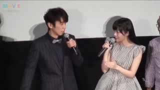 【ゆるコレ】ユースケ・サンタマリアが舞台挨拶で別作品をPR http://you...