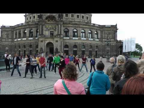 WCS Flashmob Dresden 2015