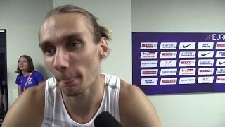 Mistrzostwa Europy Berlin 2018: KAROL ZALEWSKI