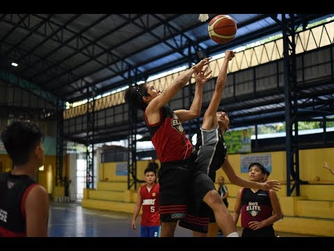 HoopX Elite Championship: Manila Hoopster VS Pink Agents Quater Finals 2nd Half