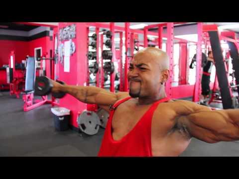 Charles Curtis - IFBB North American