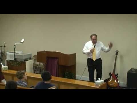 Comedy Stylings Of Rev Gordon Poe part 2 Aug 2008