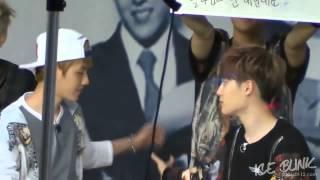 Download Video BAEKSOO  Baekhyun - D.O cute Moment MP3 3GP MP4