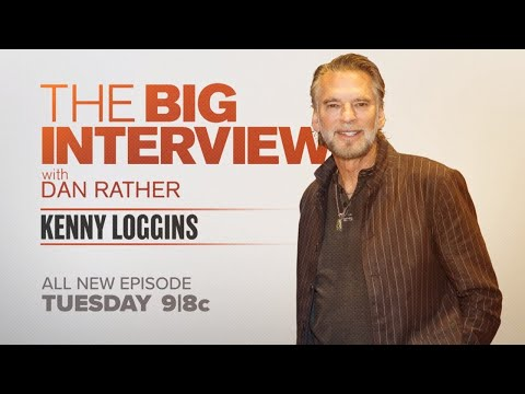 Big 95 Morning Show - Kenny Loggins talks music with Dan Rather
