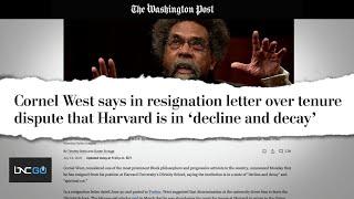 Cornel West on His Resignation from Harvard University