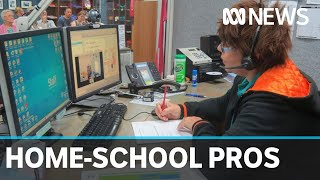 Home-schooling remains business as usual for outback kids | ABC News