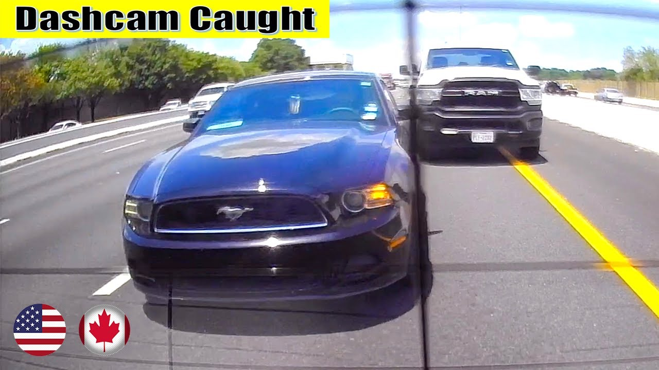 Ultimate North American Cars Driving Fails Compilation - 351 [Dash Cam Caught Video]