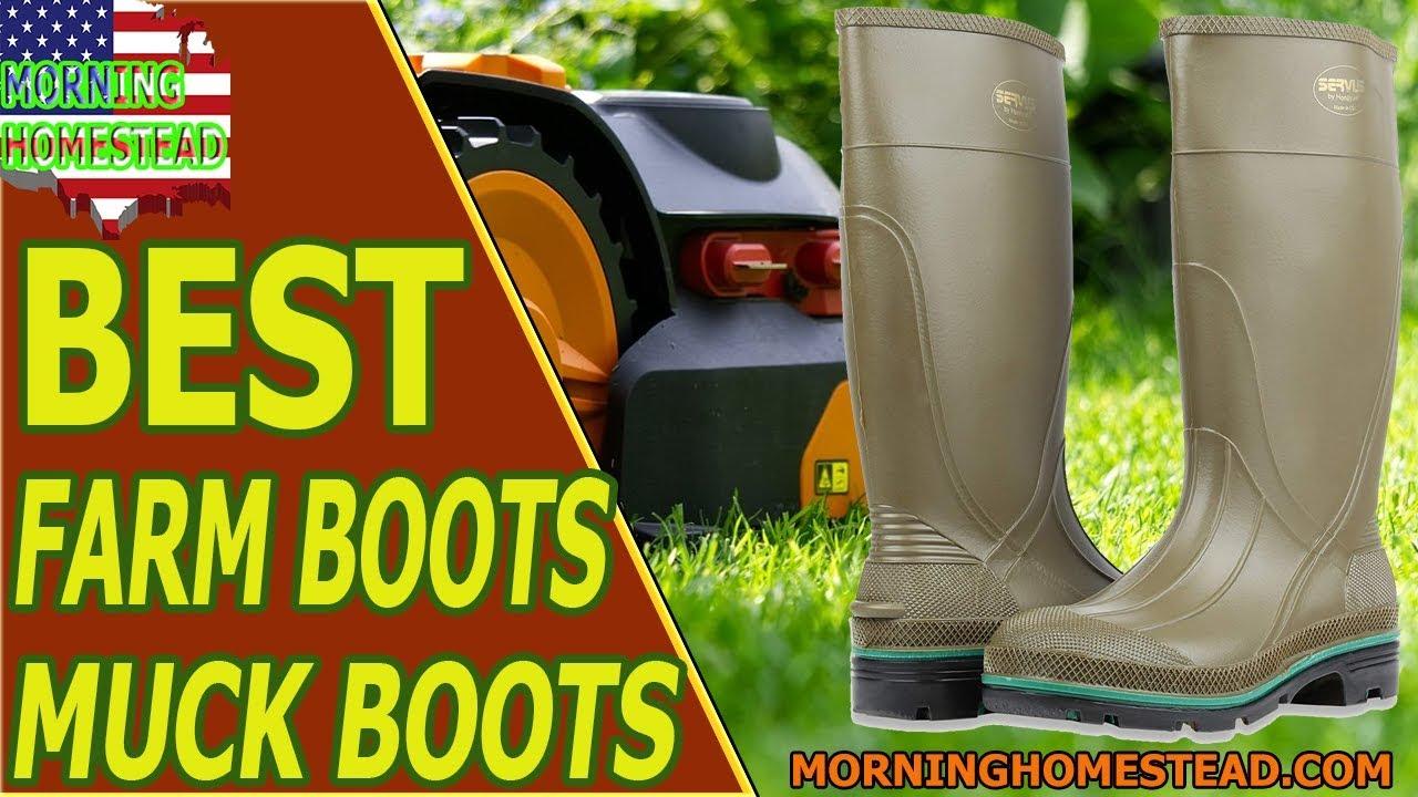 best womens muck boots