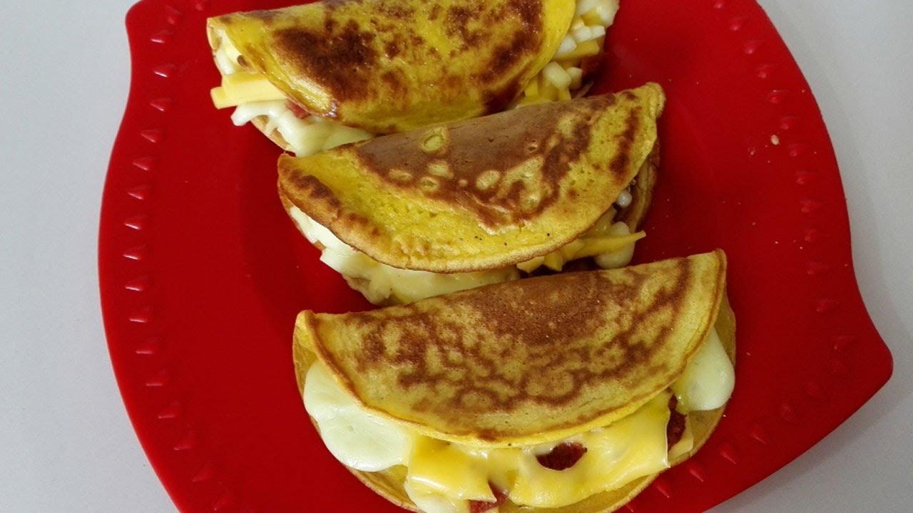 لو عندك بيضة وحدة ومعلقة دقيق هتعملي وجبة سحور في دقايق تححفةالبيت كله هيشكرك عليها