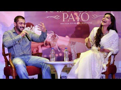 Rapid Fire | Salman Khan | Sonam Kapoor Interview : Talks About PRDP, Aamir Khan, Personal Life | HD
