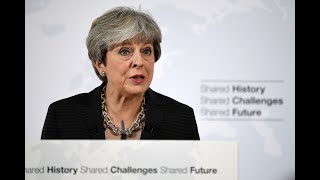 Theresa May's Brexit speech in Florence - watch live