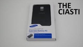 Batteria maggiorata 3500 mAh kit per Samsung Galaxy S5