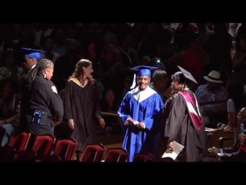 RPS Graduations 2016 John Marshall High School