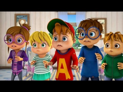 Alvin and the chipmunks full episodes #E3,4 Alvin and The Chipmunks Cartoon New 2016 Copy 2