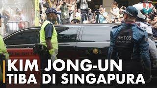 Download Video Kim Jong-un dan Rombongan Tiba di Singapura MP3 3GP MP4