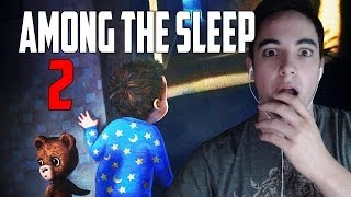Among The Sleep - Part 2 - Indie Horror Game -(SCARY) Playground of Death (Gameplay Walkthrough)