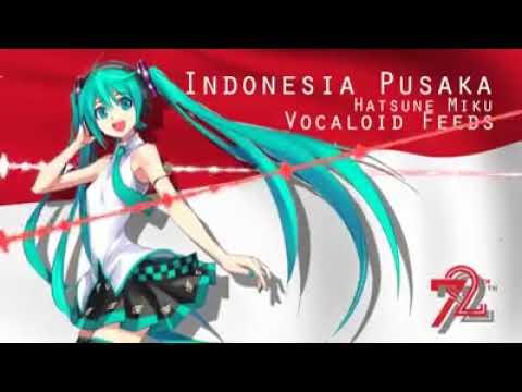 Hatsune Miku - Indonesia Pusaka