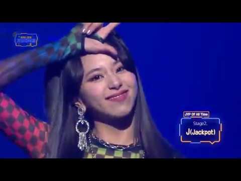 JYPNATION - J(Jackpot) (Young K x Jae x Dowoon x Chaeyoung x Han x Changbin x BamBam)