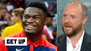 Is Zion's weight really a problem? Ryen Russillo wants everyone to calm down | Get Up