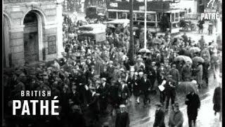 Dail Eireann Assembles (1927)