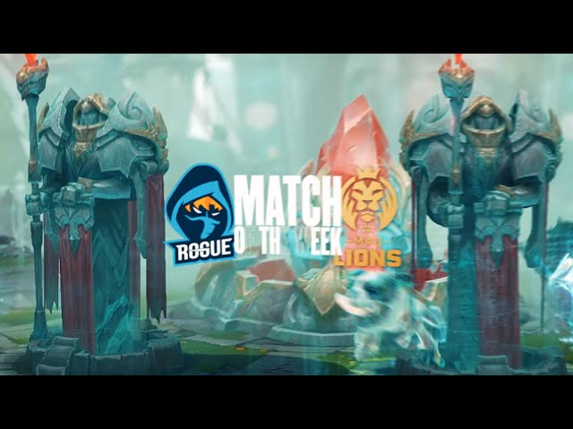 Rogue vs MAD Lions | LEC Match of the Week Montage