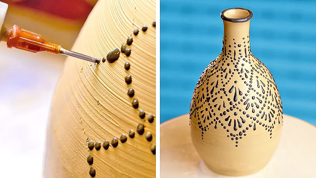 Satisfying Clay Pottery Techniques And Fantastic Crafts You'll Fall In Love With