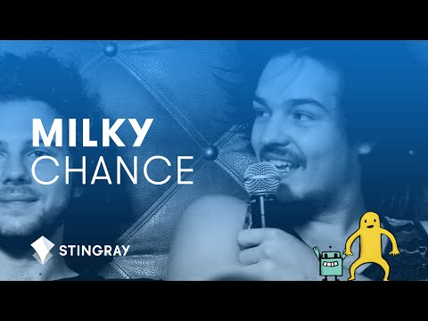 Milky Chance talk skipping class and German bread