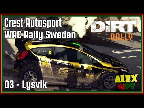 Dirt Rally - Crest Autosport WRC - Sweden - 03 - Lysvik
