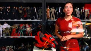 Project BM 1:6th scale Shotaro Kaneda and Kaneda Bike set - Hot Chix Cool Toy Review (Ep 24)
