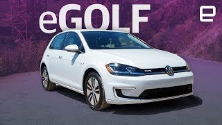 Volkswagen eGolf 2017 | Review